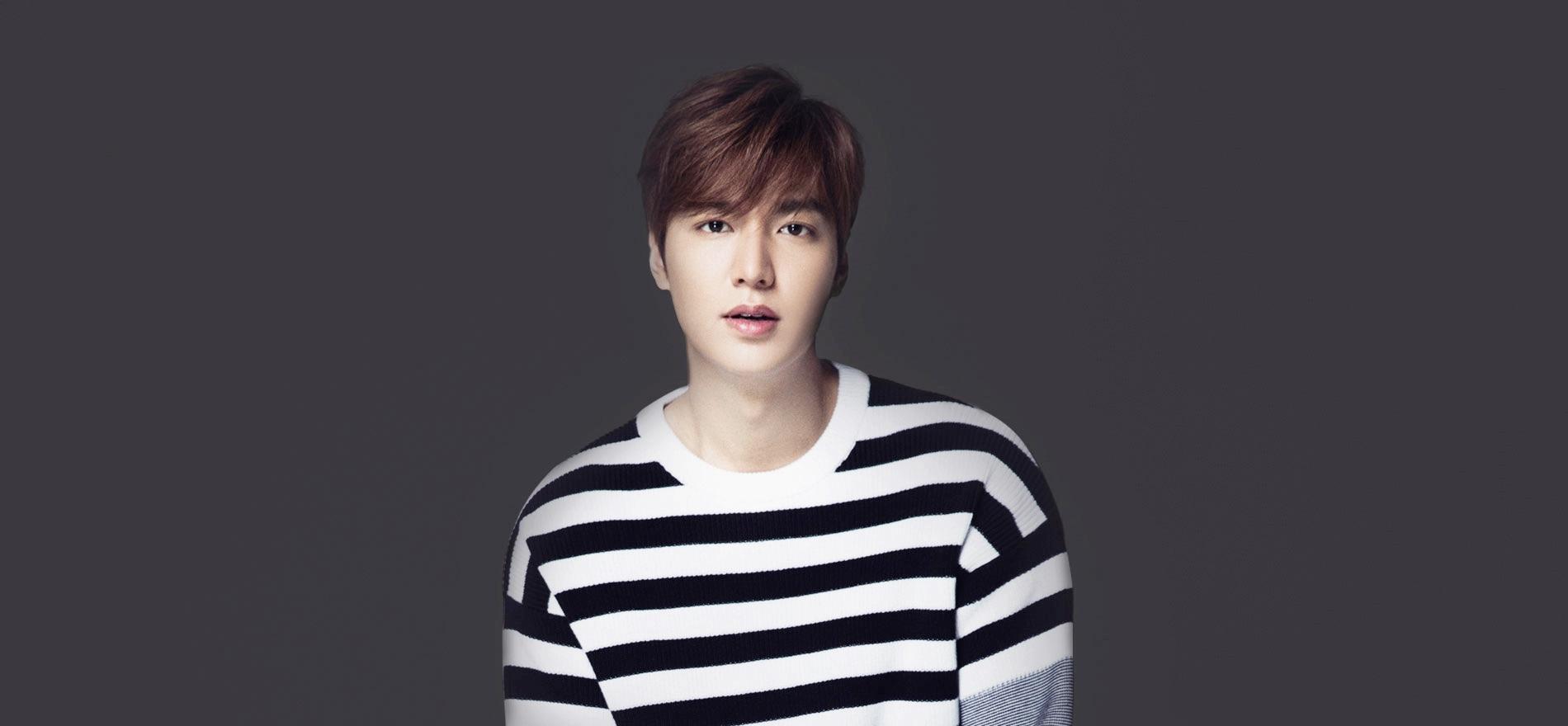Source: Lee Min Ho's Official Website