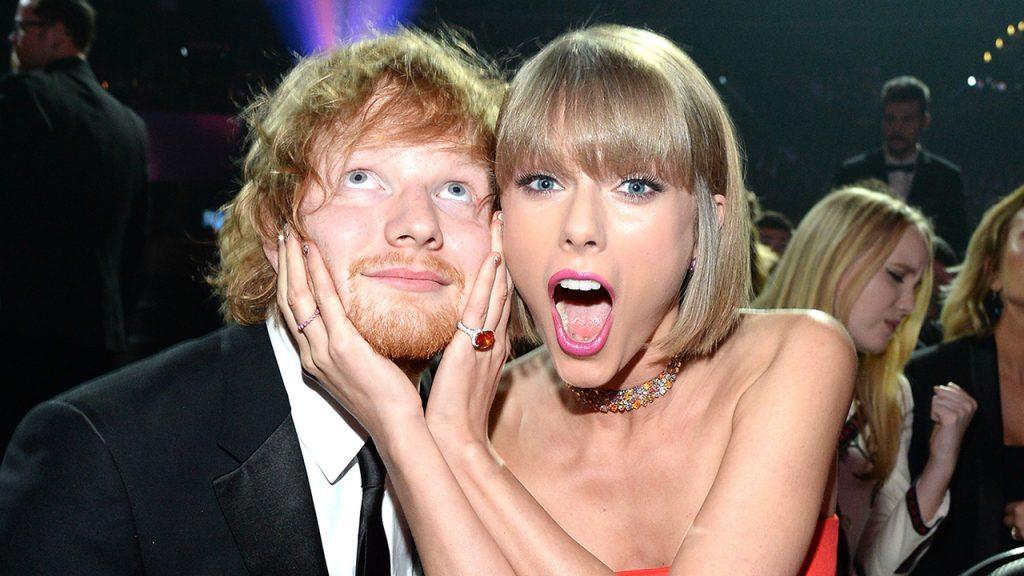 Ed Sheeran Taylor Swift