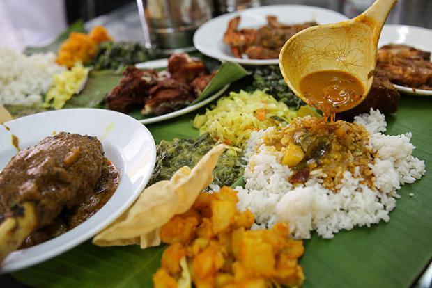 Moorthy's Mathai Restaurant