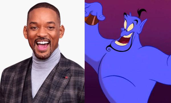 Aladdin Will Smith In Talks To Play Genie In Disney S