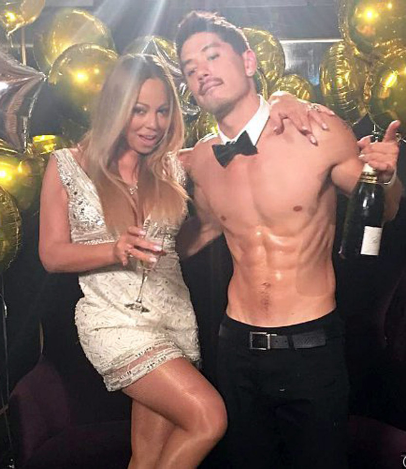 mariah carey dating 31052018 mariah carey may have figured out the perfect way to move on from a breakup the singer reportedly got rid of the 35-carat engagement ring given to her by.