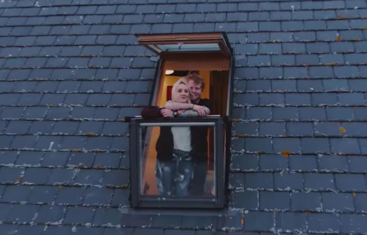 Ed Sheeran Galway Girl