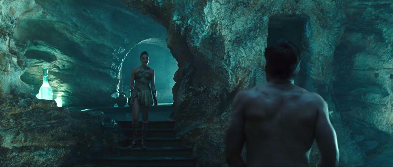 Wonder Woman Scene
