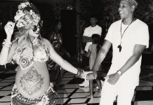 Beyonce Baby Shower