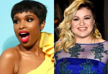 Kelly Clarkson Jennifer Hudson