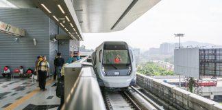 MRT Sungai Buloh – Kajang Line
