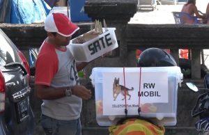 Dog Meat Bali