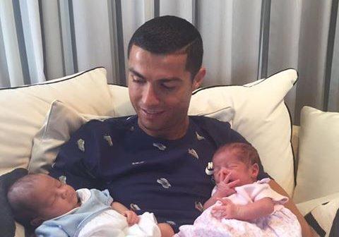 Source: Cristiano Ronaldo's Facebook page