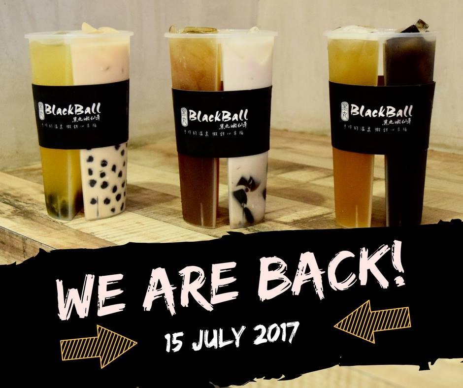 Blackball Duo Cup