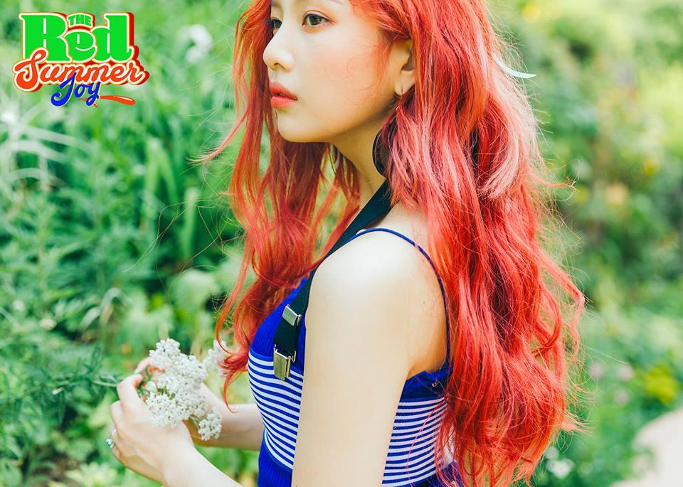 Source: Red Velvet's Facebook page