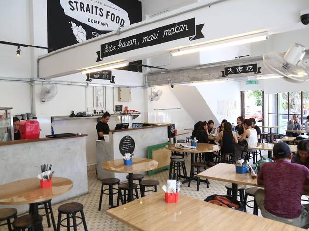 Straits Food Company