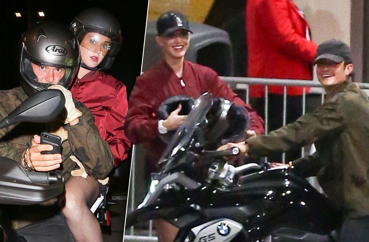 Katy Perry Orlando Bloom
