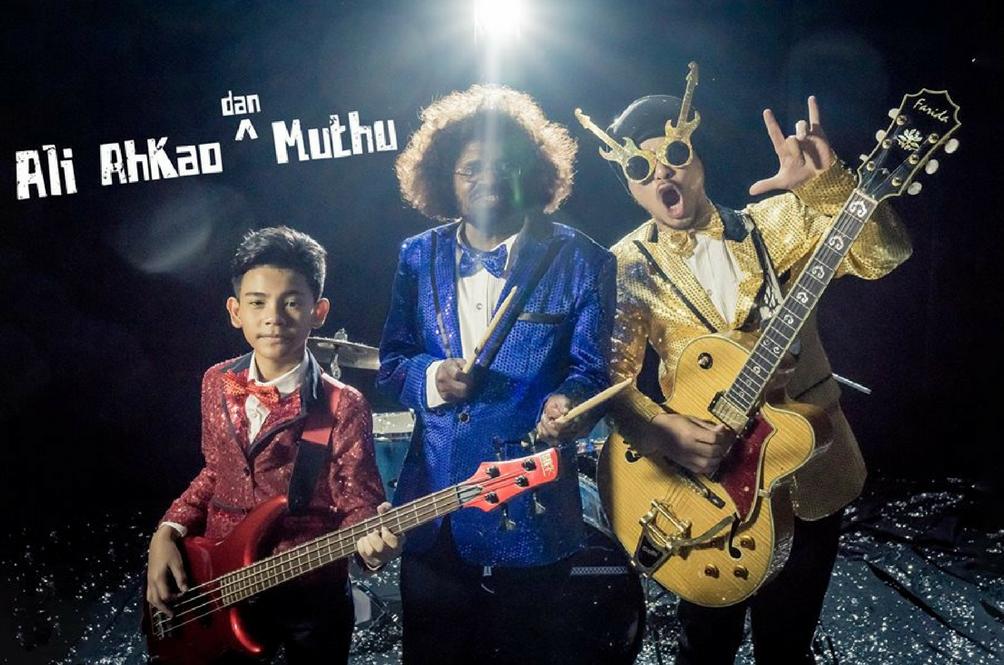 Ali Ah Kao Dan Muthu