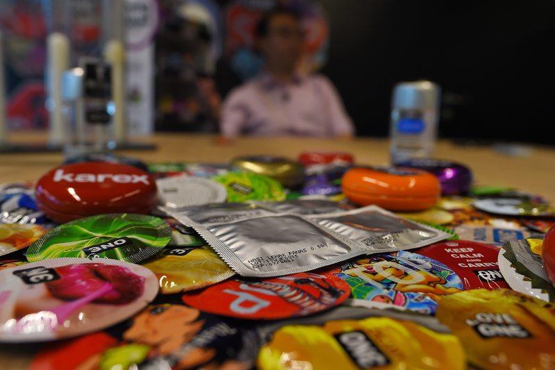 Nasi Lemak-Flavoured Condoms
