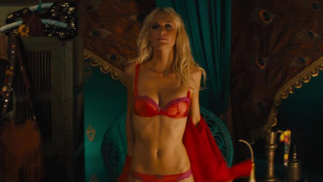 Kingsman Sex Scene