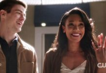 Barry Allen Iris West