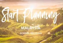 Malaysia School Holidays