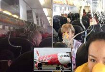 AirAsia Drops Mid-Air