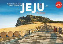 AirAsia Jeju Island