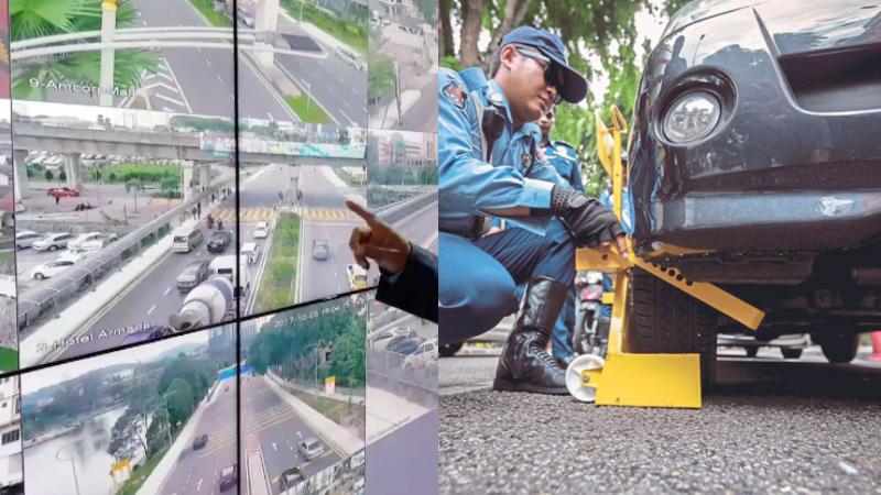 CCTVs Petaling Jaya