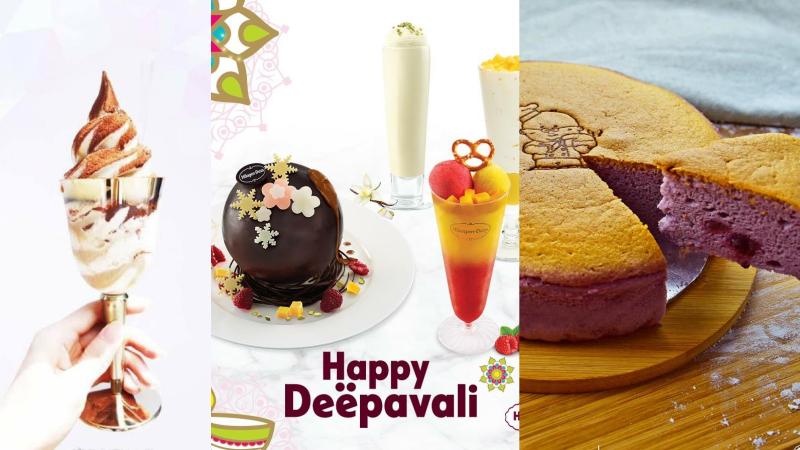 Deepavali Food Promos