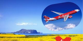 AirAsia X Jeju Island