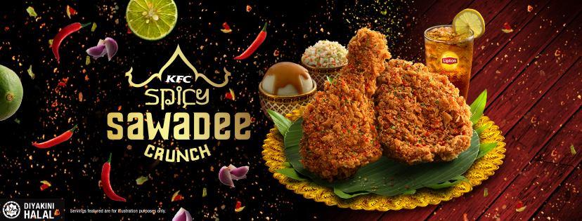 Spicy Sawadee Crunch