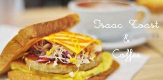 Isaac Toast Coffee