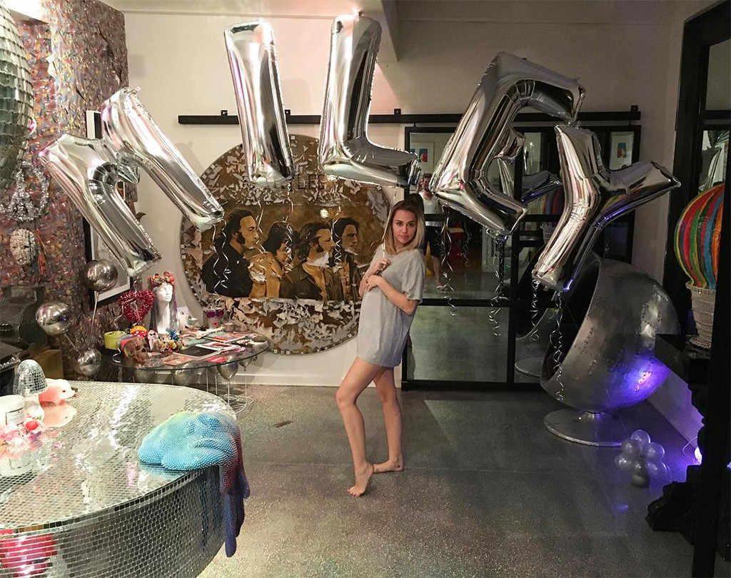 Miley Cyrus Baby