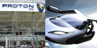 Proton Flying Cars