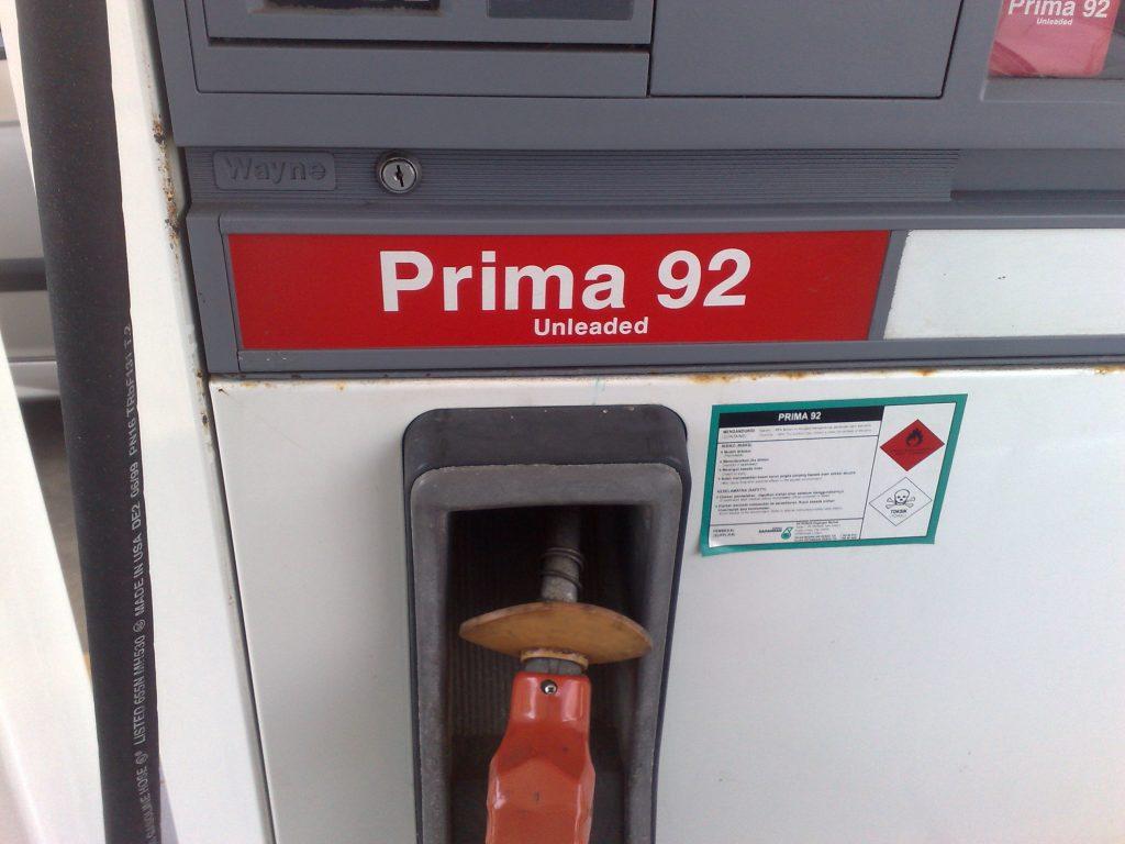 RON92 Petrol