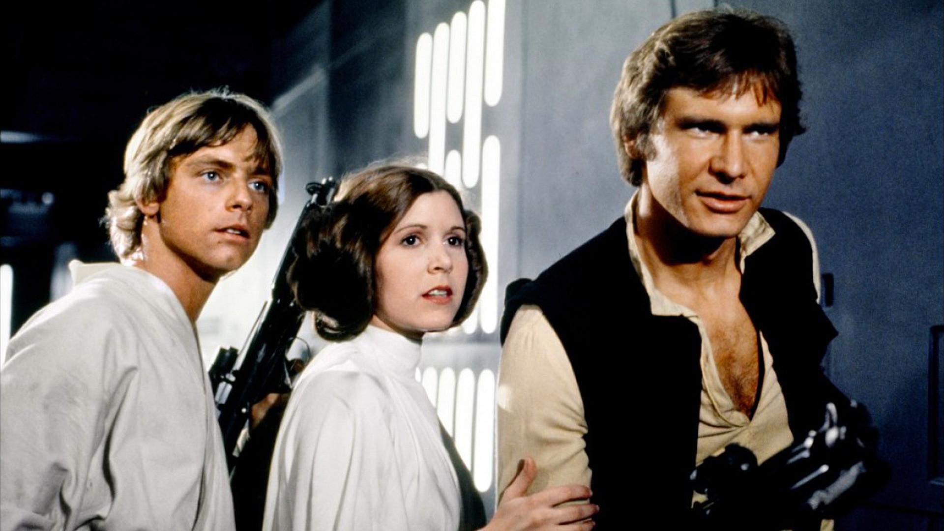 Star Wars: The Last Jedi Empire Strikes Back