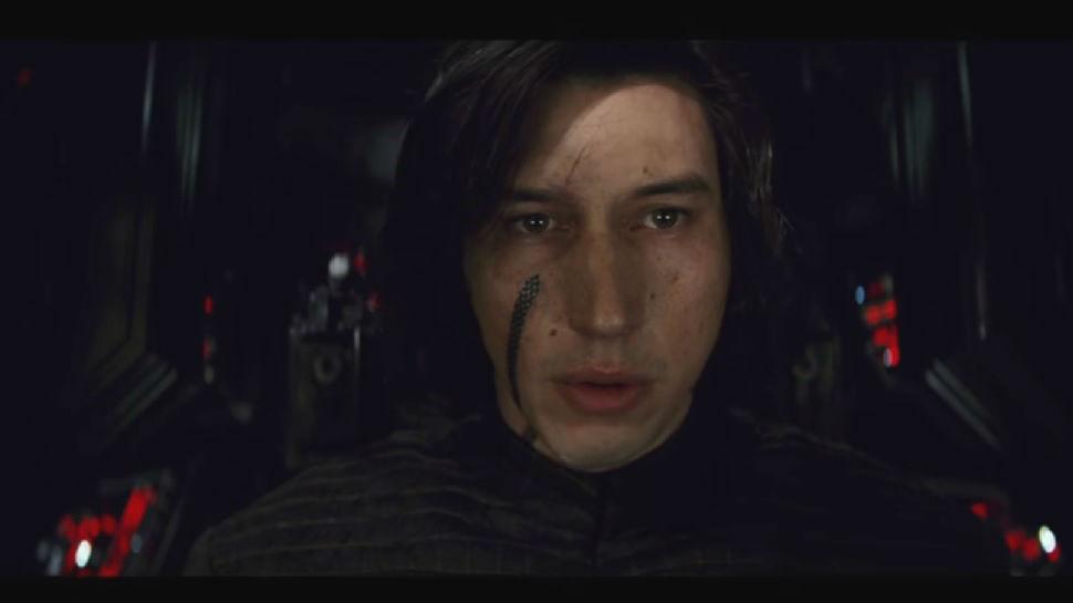 Star Wars: The Last Jedi Rian Johnson Kylo Ren
