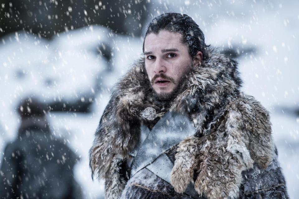 Star Wars: The Last Jedi Jon Snow