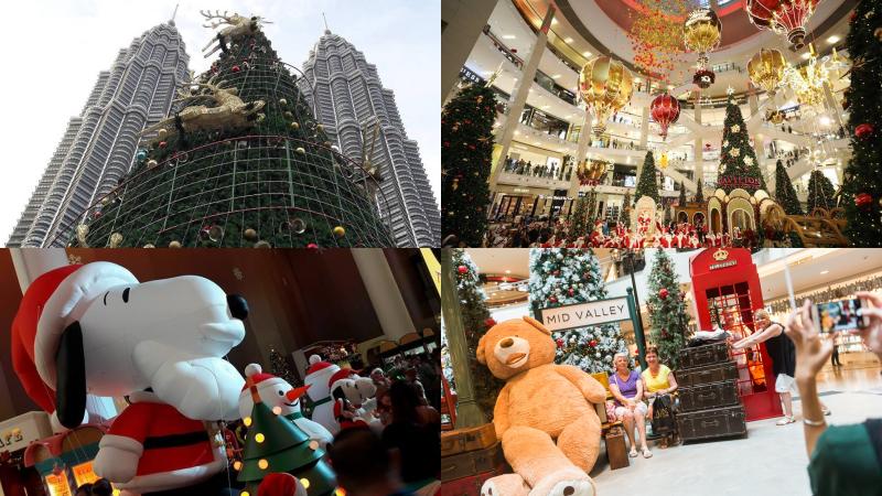 Christmas Mall Decorations