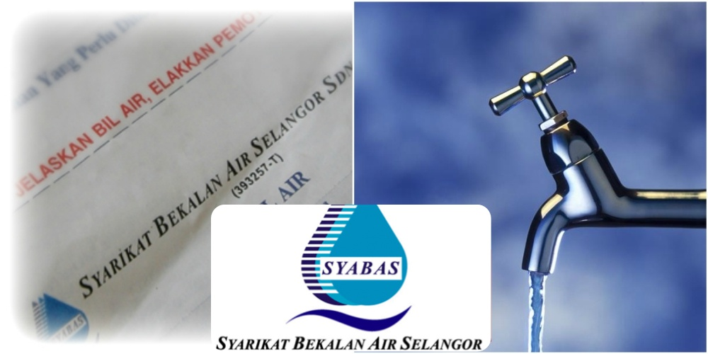 Syabas Water Bills