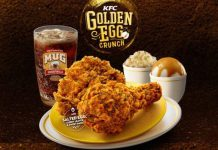 Golden Egg Crunch