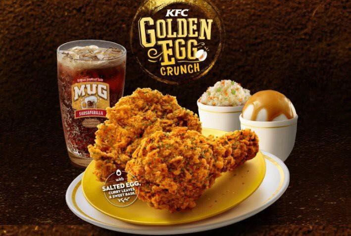 Golden Egg Crunch