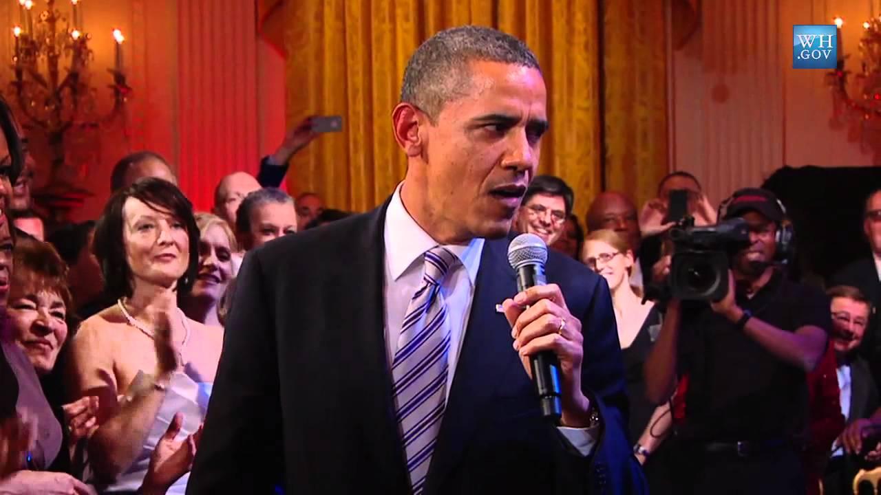 Photo Credit: White House (YouTube)