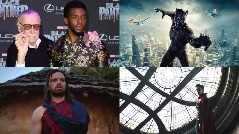 Black Panther Easter Eggs