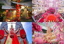 CNY Mall Decorations