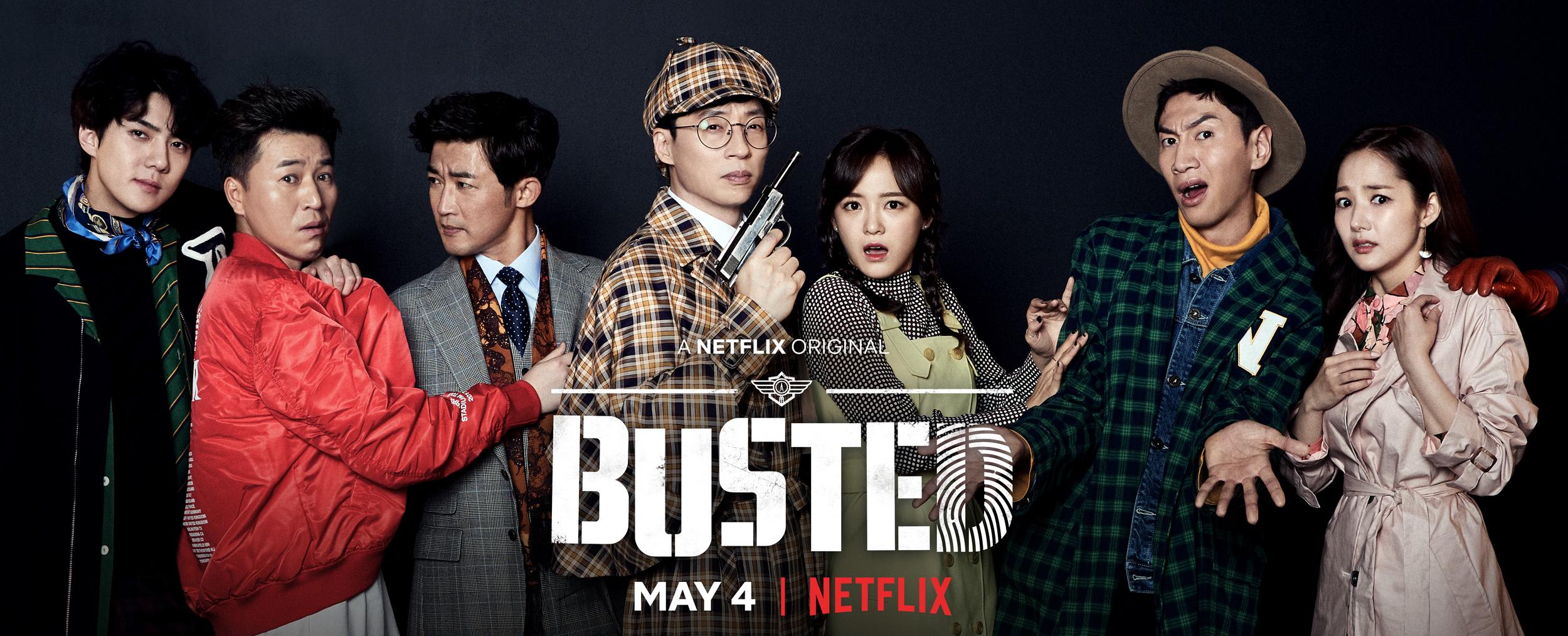 Busted (TV Series 2001– ) - IMDb