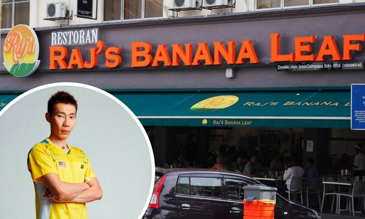 Raj's Banana Leaf