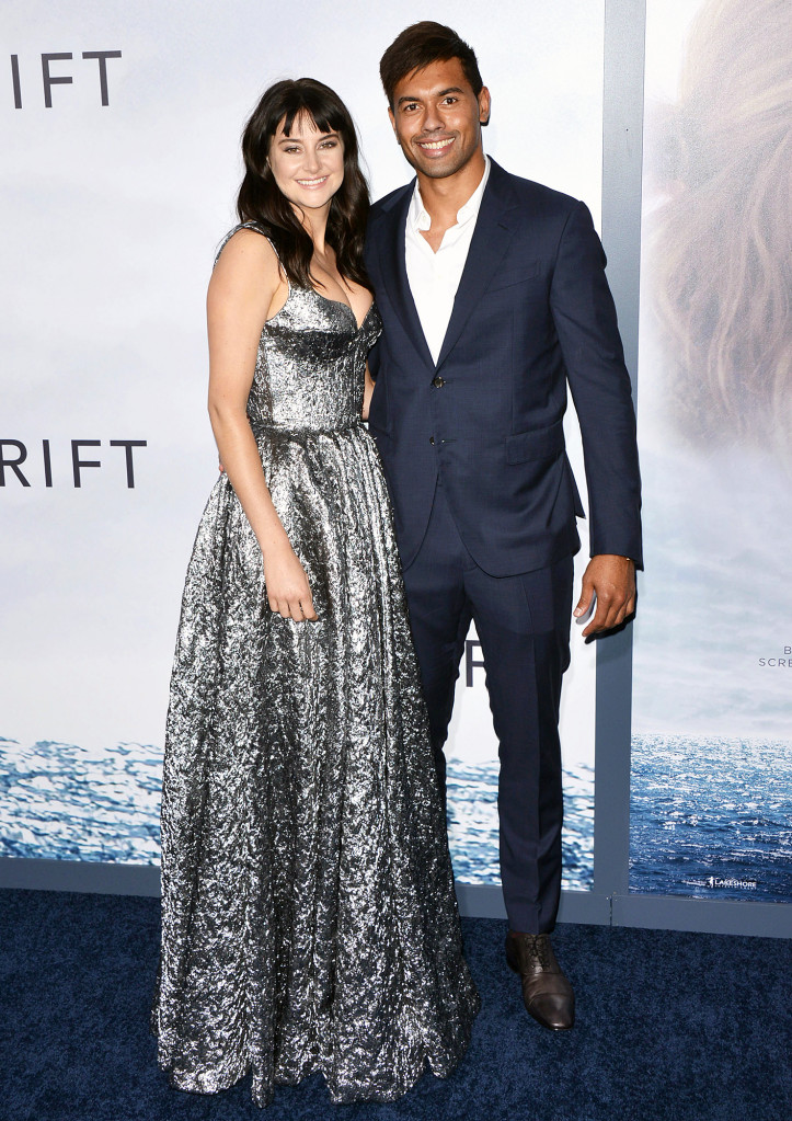 Shailene Woodley & Boyfriend Make Red Carpet Debut As A Couple
