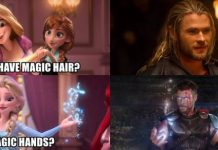 Thor Disney Princess