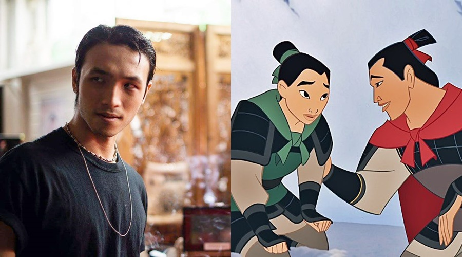 Meet The Actor Who Will Be Playing Mulan S New Love Interest Hype Malaysia