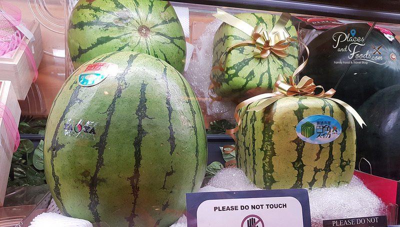 Japan Square Watermelon