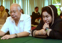 Najib Rosmah