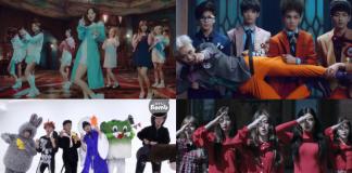 Halloween K-pop