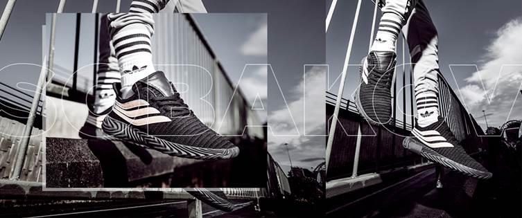 mordedura frecuencia Año nuevo  adidas Originals Debuts Light Grey/Pink Makeover In Latest Sobakov Shoes
